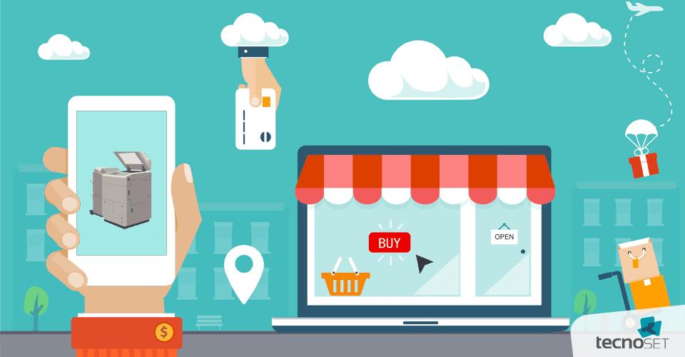 Conheça o outsourcing de impressão para varejistas e e-commerce!
