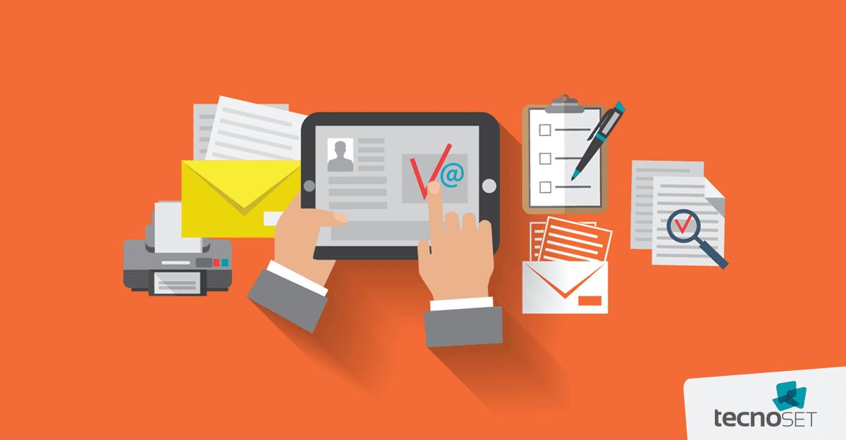 Sabia que a gestão de documentos é muito mais do que guardar papel?