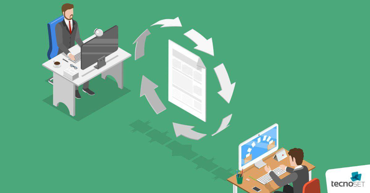 Veja aqui 5 ações preciosas que geram a economia de papel